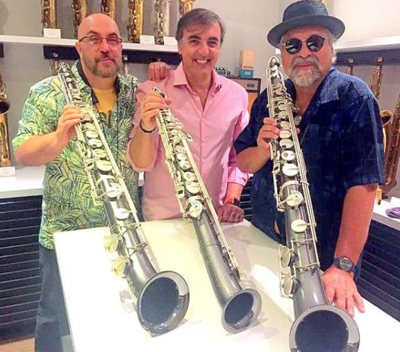 Devenir saxophoniste