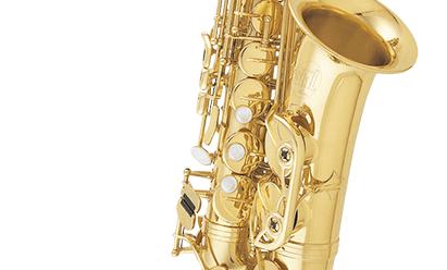 Saxophone courbe